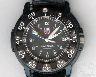 Luminox Mens Original Navy Seal Dive Watch