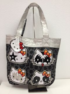Loungefly Sanrio Hello Kitty Kiss Purse Tote Handbag
