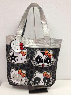 Loungefly Sanrio Hello Kitty Kiss Purse Tote Handbag