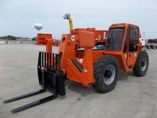 Lull 1044C 54 Telescopic Telehandler Forklift Lift Fresh Paint Service