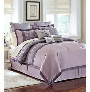 Bedding Collection 3 pc QUEEN Comforter Set by Karen Neuburger Luxury