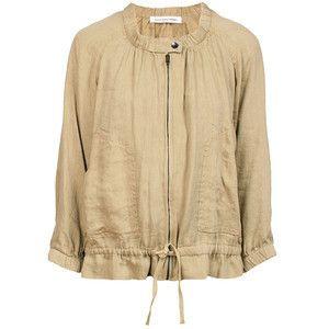 BNWT Etoile Isabel Marant s S2012 Khaki Inko Jacket Sz 40
