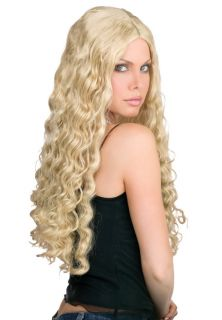 24 Blonde Long and Luscious Curls Wig