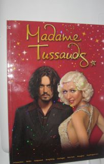New Madame Tussauds London Guidebook Great Collectible Souvenir FREE