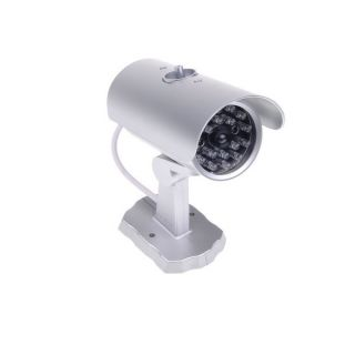 Analog Security Camera with Realistic Looking for Home Business