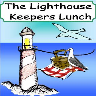 The Lighthouse Keepers Lunch Primary Teaching Resource Story Sack KS1