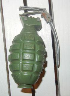 Maco Cap Toy Hand Grenade 1960s
