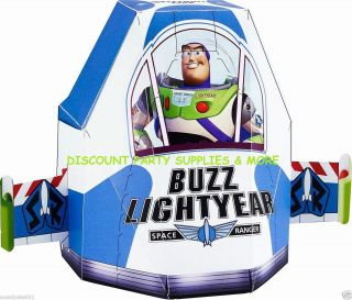 Toy Story Buzz Lightyear Favor Treat Boxes Party Supplies 4
