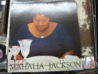 Mahalia Jackson Bless This House Gospel LP