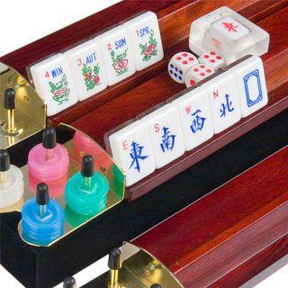 American Western Mahjong mAh Jongg Set Little Birdie