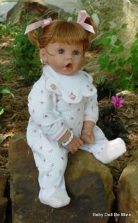 Retired Lee Middleton Doll from Treasured Child Set in New Adora