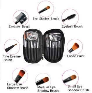 Lady High quality 10Pcs Sets&Kits Makeup Brush Makeup Suit Package HOT