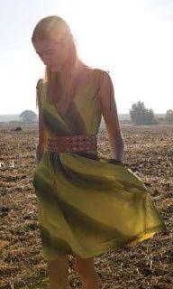 Maeve Anthropologie Shadowlight Dress Sz XS Pockets Cotton