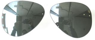 Lenti Ricambio Ray Ban 3025 58 Aviator Silver Mirror Replacement