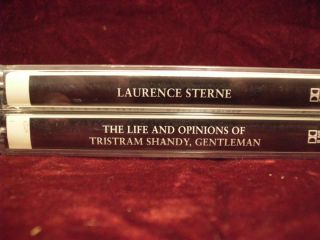 Audiobooks The Life and Opinions of Tristram Shandy Gentleman 4 Cass