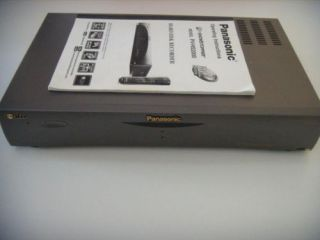 Panasonic Digital Video Recorder with Magnavox Digital TV Converter