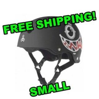 Triple 8 Maloof Edition Brainsaver Helmet Black Small