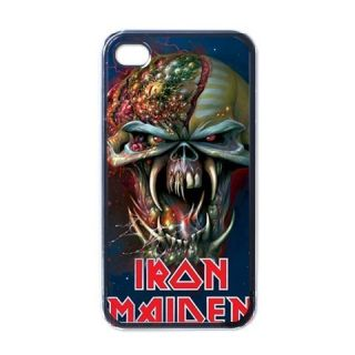 Iron Maiden Rock Metal Hard Case for Apple iPhone 4G