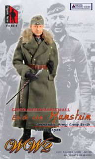 Figure Home German Commander Erich Von Manstein 1 6 Figure