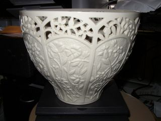 Vintage Large Lenox Planter or Flower Pot Gorgeous Estate Sale Find