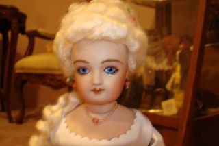 Artist Antique Reproduction Jumeau Fashion Doll