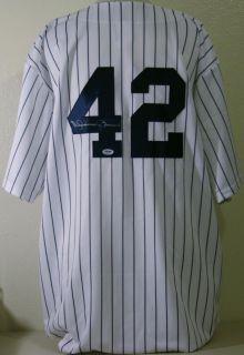 Mariano Rivera Signed NY Yankees Jersey Authentic Autograph PSA DNA