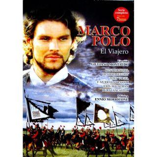 Marco Polo El Viajero DVD NEW 4 Disc Pk Ken Marshall Tony Vogel