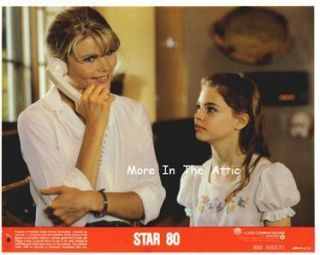 Mariel Hemingway as Dorothy Stratton Orig Star 80 3