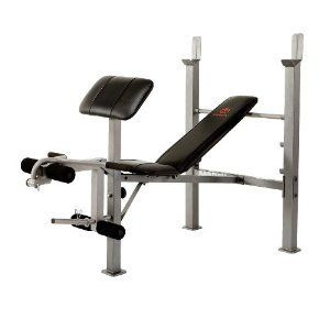 Gym Fitness Marcy Home Bench Gym Lifting Exercise Weight Training Work