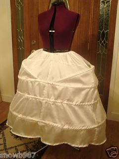 Marie Antoinette Panniers Colonial Dress Gown Costume