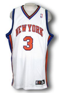 Knicks Stephon Marbury Authentic Jersey Adidas NBA New