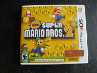 Super Mario Bros 2 Nintendo 3DS