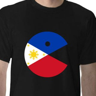 Manny Pacquiao Pacman T Shirt Filipino Boxing s to 3XL