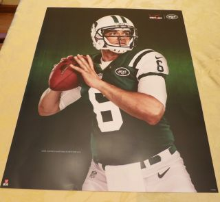 New Mark Sanchez NY Jets Quarterback Football Poster New York Jets NFL