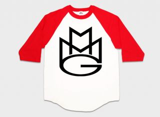 Maybach Music Baseball T Shirt MMG Rick Ross Wale Meek Mills Stalley