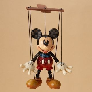 Disney Traditions 4023576 Mickey Mouse Marionette Collectible
