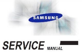 Samsung SCX 4500 SCX 4500 Service Manual PDF