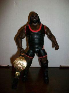 WWE Mark Henry Elite Series 15 Loose Wrestling Figure