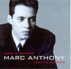 Marc Anthony Desde un Principio From the Beginning Excellent condition
