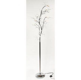 Branch Floor Lamp HGTV Martelle New Contemporary Modern Art