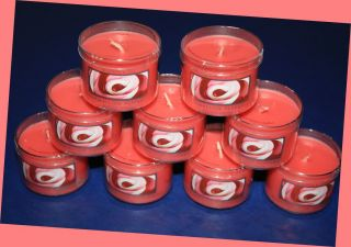 Bath Body Works Marshmallow Peppermint Slatkin Co Scented Candles 1