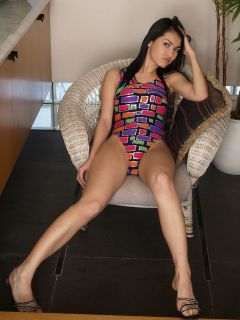 Maria Ozawa Nice Swimsuit Photo Asian Japanese Model