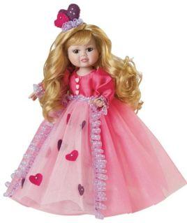 Marie Osmond Keepsake Doll Hearts Friendship