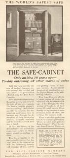 Safe Cabinet Fire Proof Safety Business Security Marietta Oh Ad