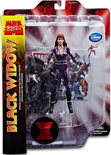 Marvel Select Exclusive Action Figure Black Widow