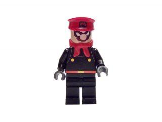 Custom Lego Super Mario Bros Mr M Nintendo Wii 64