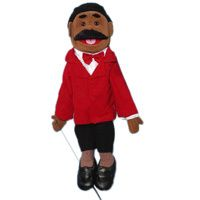 Professional 28 Full Body Ventriloquist Puppets Marvin