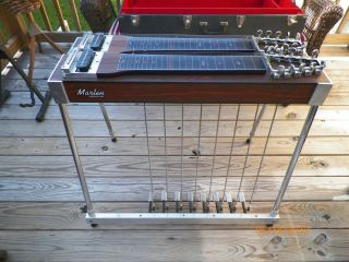 Marlen D10 Pedal Steel Guitar w Case