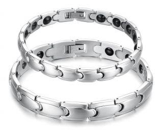 Heart Shape Matching Wedding Bands Titanium Couple Ring Set Valentine