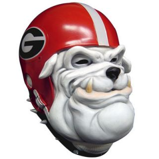 Georgia Bulldogs Mascot Battlehead Halloween Mask